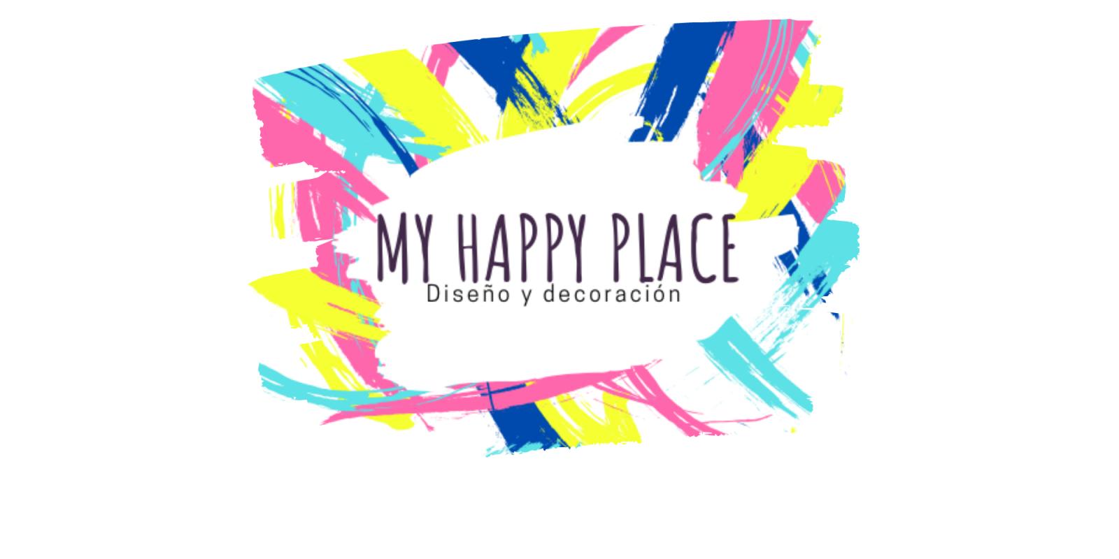 My Happy Place Deco